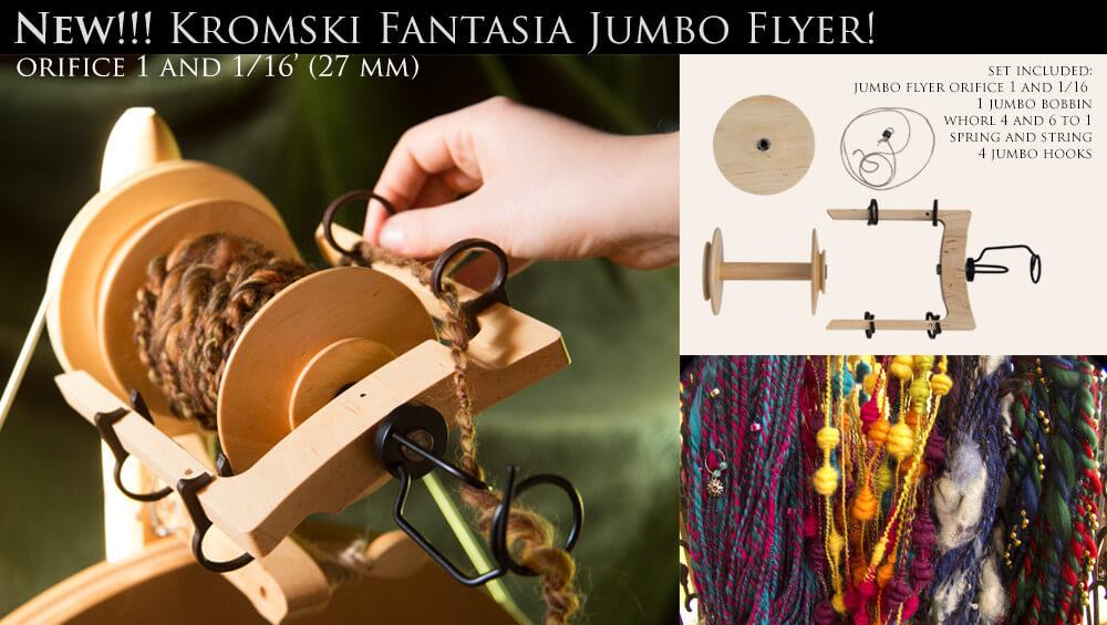 Kromski Fantasia Jumbo flyer
