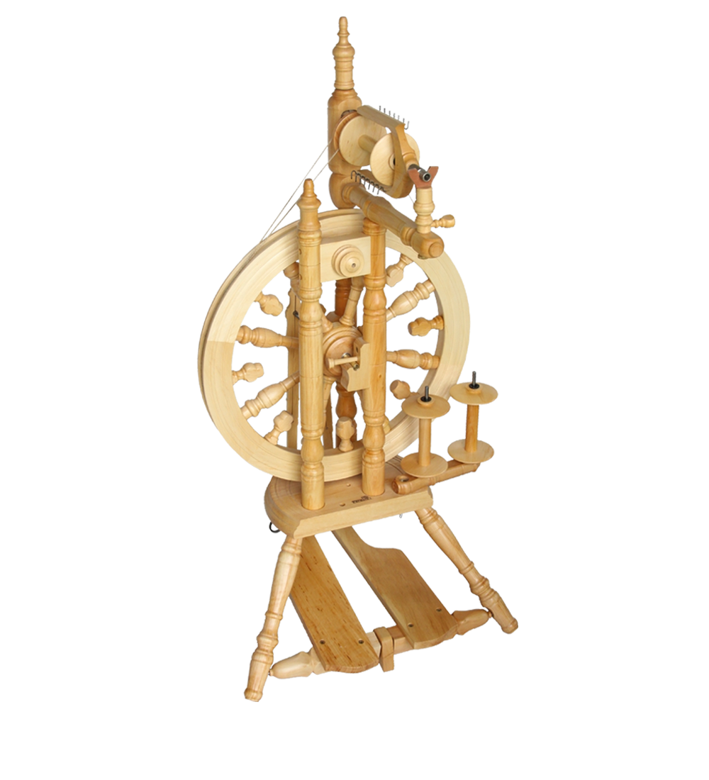 Minstrel Spinning Wheel