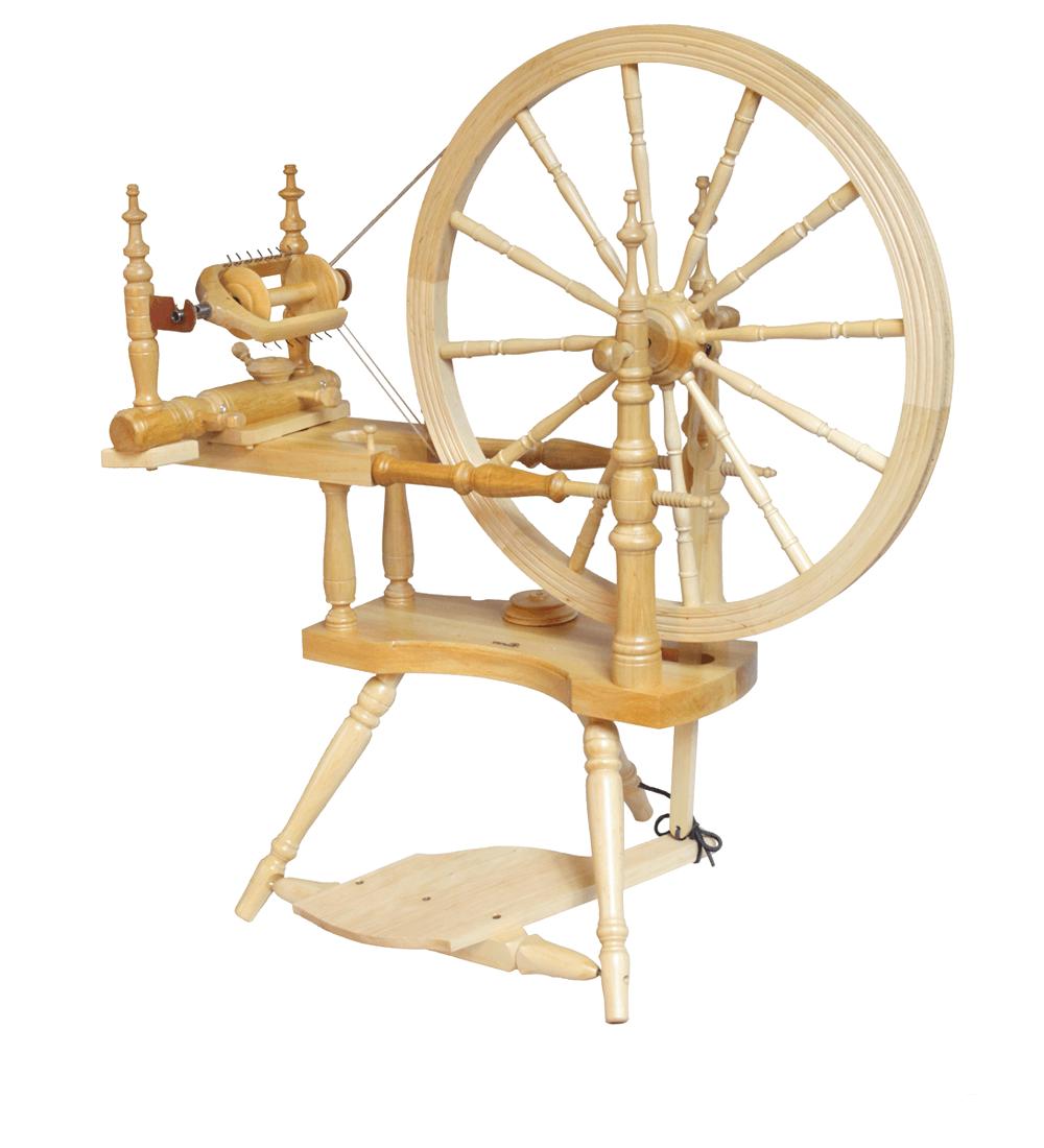 Polonaise Spinning Wheel