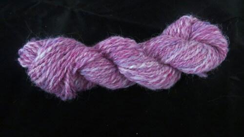 Grape Yarn from Kromski!