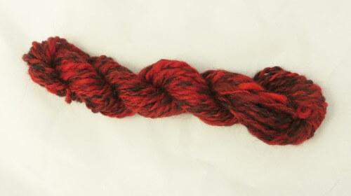 Lava Yarn!